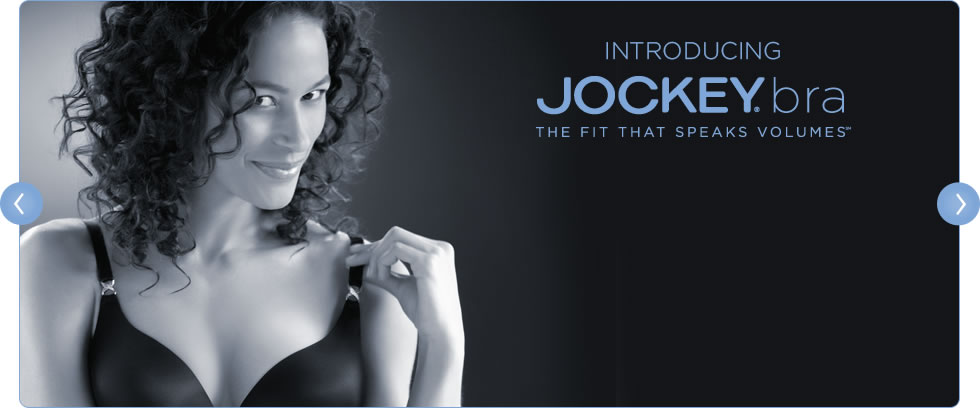 Introducing Jockey Bra