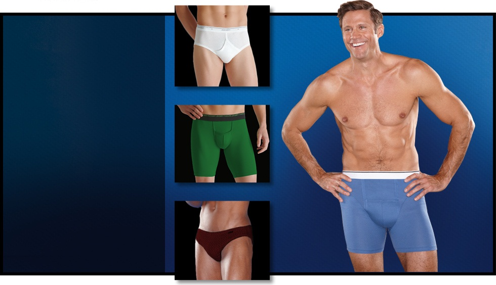 Jockey mens underwear