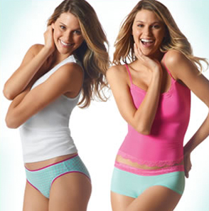 Jockey 3 for $27 Women's Underwear