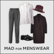 Mad for Men's Wear