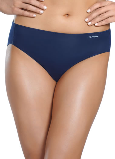 Jockey&amp;amp;reg; No Panty Line Promise&amp;amp;reg; Modal Hi Cut (1 of 1)