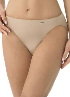 Jockey No Panty Line Promise Tactel Hi Cut
