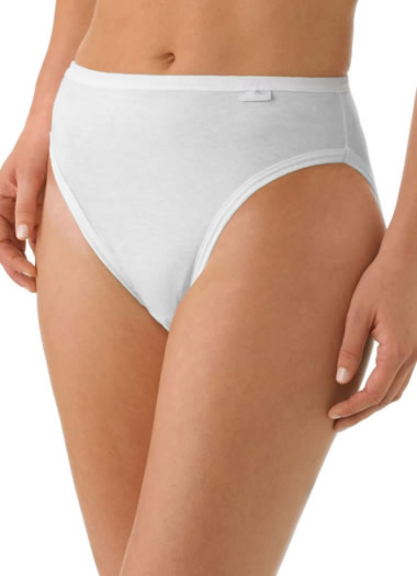 Jockey® Plus Size Elance® French Cut - 3 Pack (1 of 1)