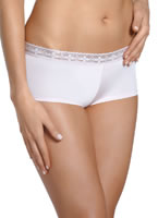 Jockey® Cheeky Microfiber Boyshort