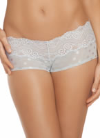 Jockey® Lacy Dot Hip Hugger