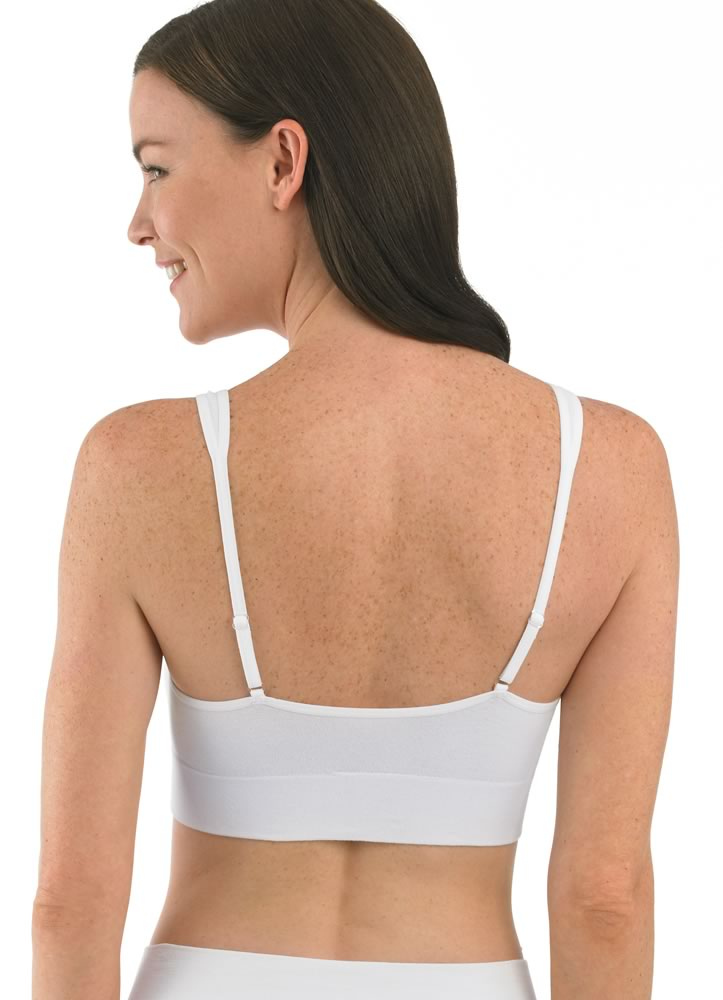 Jockey® Naturals Seamfree® Crop Top (2 of 2)