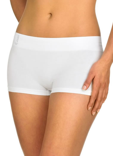 Jockey® Plus Size Naturals Seamfree® Boyshort