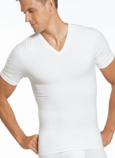 Jockey® Core Cut V-Neck T-shirt