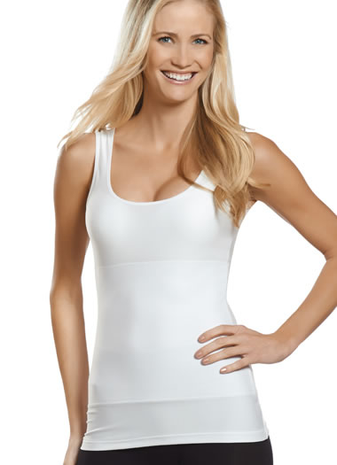 Jockey® Microfiber Reversible Shaping Tank