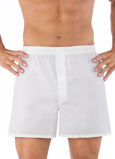 Jockey® Big Man Full Cut Solid Boxer - 2 Pack (1 of 1)