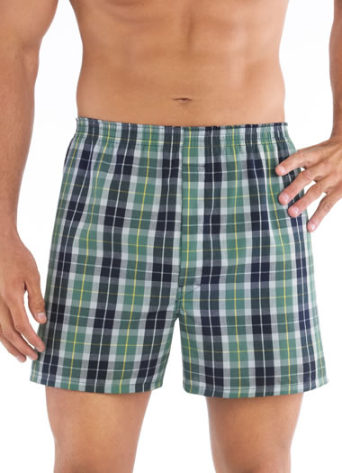 Jockey® Classic Full Cut Boxer - 4 pack (1 of 1)