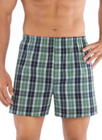 Jockey&#174; Classic Full Cut Boxer - 4 pack