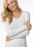 Jockey® Naturals Scoop Neck Thermal Top