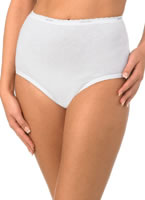 Jockey® Plus Size Classic Brief - 3 Pack
