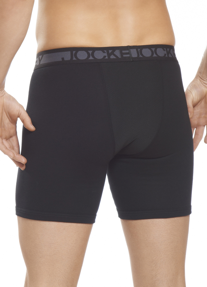Jockey® Cotton Performance Midway® Brief