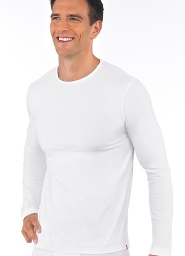Jockey&amp;amp;reg; 3D-Innovations&amp;amp;reg; Long Sleeve T-Shirt (1 of 2)