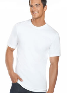 Jockey® Slim Fit Cotton Crew - 3 Pack