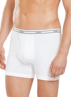 Jockey® Modern Cotton Boxer Brief - 4 Pack