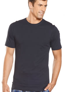 Jockey® Slim Fit Stretch Crew Neck - 2 Pack