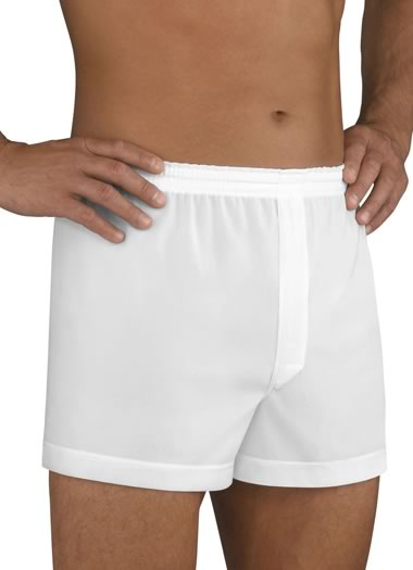 Jockey® Classic Nylon Boxer (1 of 1)