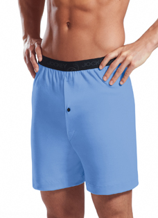 Jockey Staycool Knit Boxer - 2 Pack