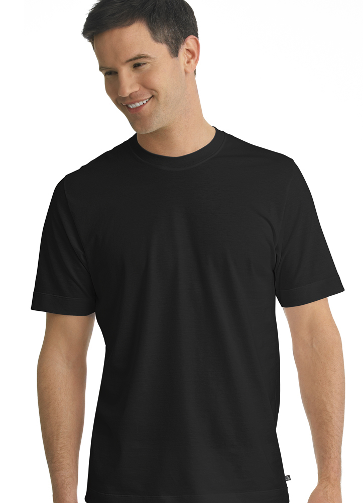jockey mens big tall staycool crew neck 2 pack t shirts