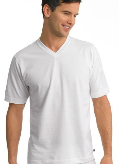 Jockey® Big & Tall Staycool V-Neck - 2-Pack (1 of 1)