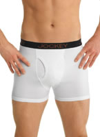 Jockey® Classic Stretch Boxer Brief - 2 Pack