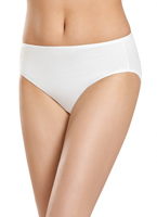 Jockey® Elance® Cotton Stretch Bikini - 3 Pack