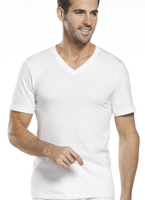 Jockey® Classic Tag-Free V-neck T-Shirt - 6 Pack Value!