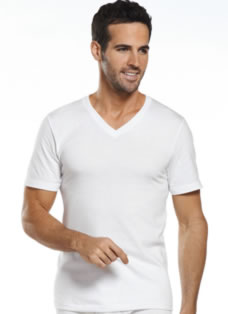 Jockey® Tall Man Classic V-neck - 4 Pack