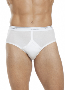 Jockey® Classic Low-Rise Brief - 3 Pack