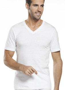 Jockey Big Man Classic V-Neck - 2 Pack