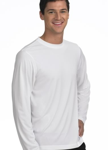 Jockey® Performance Long Sleeve T-Shirt (1 of 1)