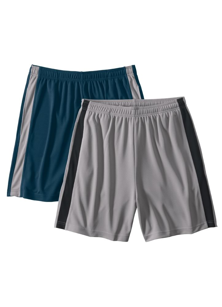 Jockey® Performance Mesh Side Panel Short