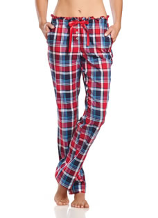 Jockey® Winter Plaid Pants
