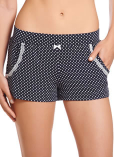 Jockey® Winter Polka Dot Shorts