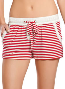 Jockey® Winter Stripe Shorts