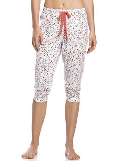 Jockey® Fly Away Butterfly Capri
