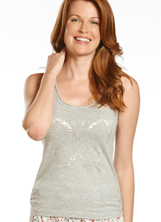 Jockey® Butterfly Fly Away Tank Top