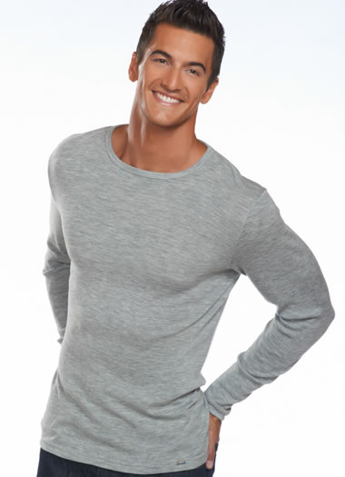Jockey® Merino Wool Crew (1 of 1)