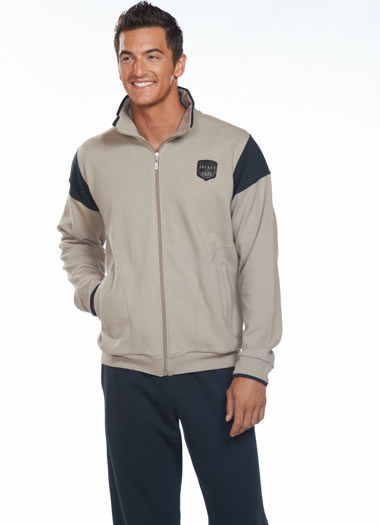 Jockey® Full Zip Sweatshirt and Pants