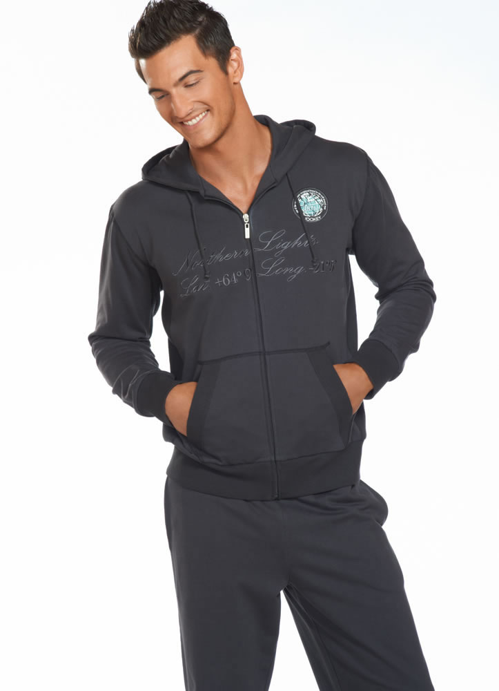 Jockey® Hoodie and Pant Set