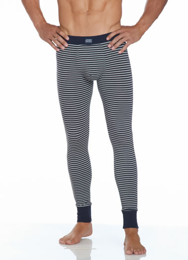 Jockey&amp;amp;reg; Winter Stripe Long John (1 of 1)