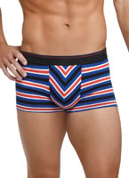 Jockey® Euro Fashion Bold Stripe Trunk