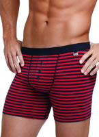 Jockey® USA Originals Striped Boxer Brief