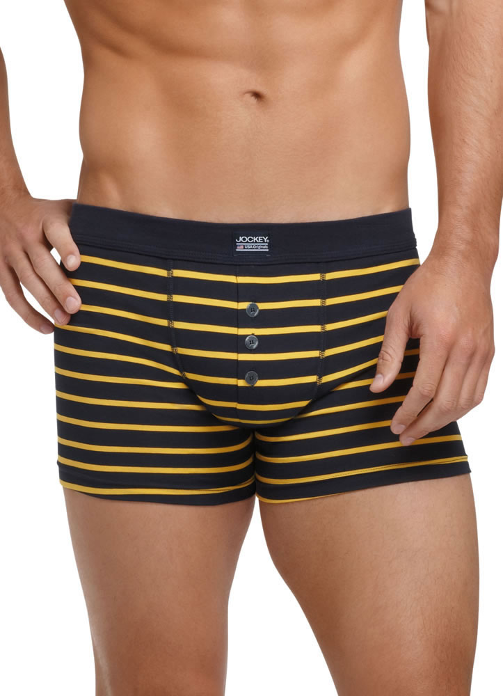 Jockey® USA Originals Striped Trunk