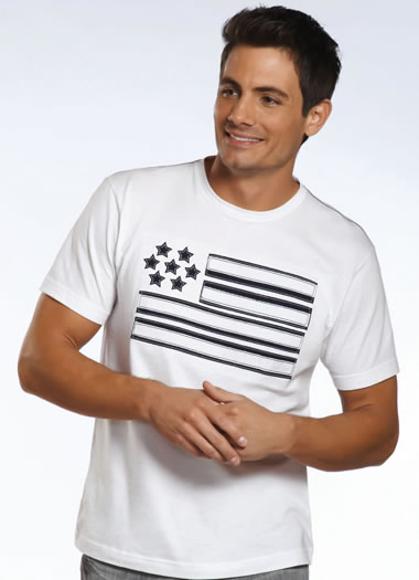 Jockey&amp;amp;reg; USA T-shirt (1 of 1)