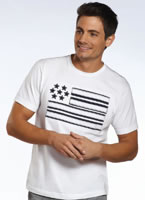 Jockey® USA T-shirt