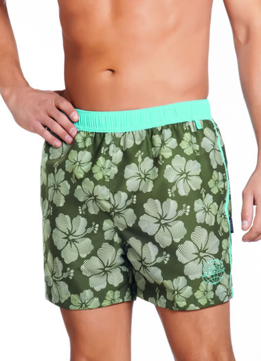 Jockey® Island Hopping Swim Shorts (1 of 1)